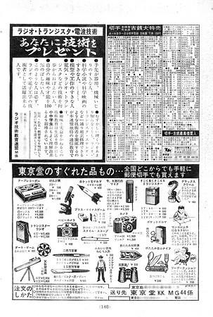 週刊少年マガジン 1969年44号_148