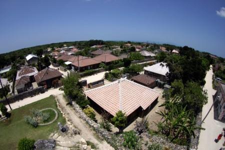 竹富島集落