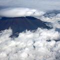 写真: 富士さんの傘
