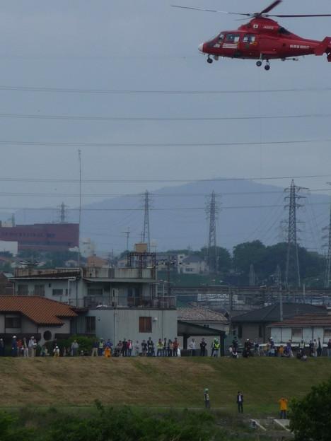 消防庁ヘリコプター3