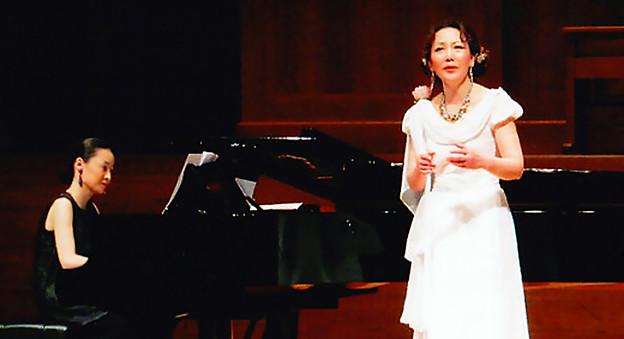 陳曦 チェンシ Chen Xi メゾソプラノ 倉石真 くらいしまこと オペラ歌手 声楽家 テノール