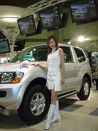 東京モーターショー 三菱 1999-10-24 12-42-2500009