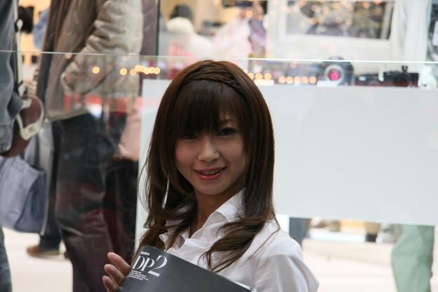 Photos: 微笑み美人