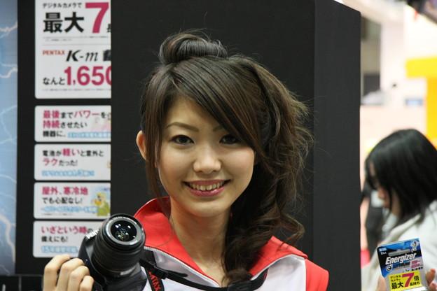Photos: 口角美人