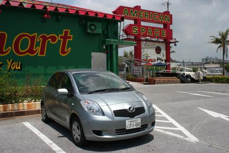 沖縄旅行のレンタカー
