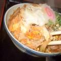 Photos: 岩槻 伝説の食堂 浮城食堂 親子丼