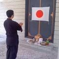 第二回父祖応召祭(神奈川縣護國神社)