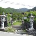 積翠寺(甲府市上積翠寺町)