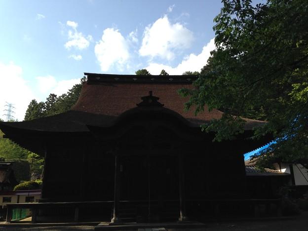 雲峰寺(甲州市塩山)