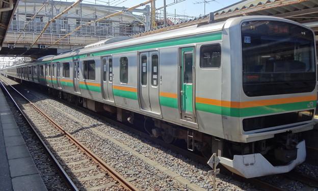 JR東日本大宮支社 宇都宮線E231系