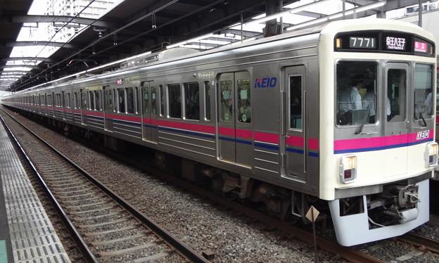 京王線系統7000系(安田記念の帰り)