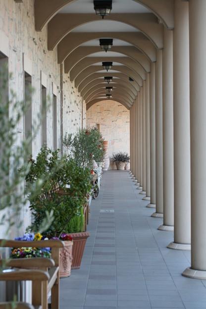 Photos: 回廊