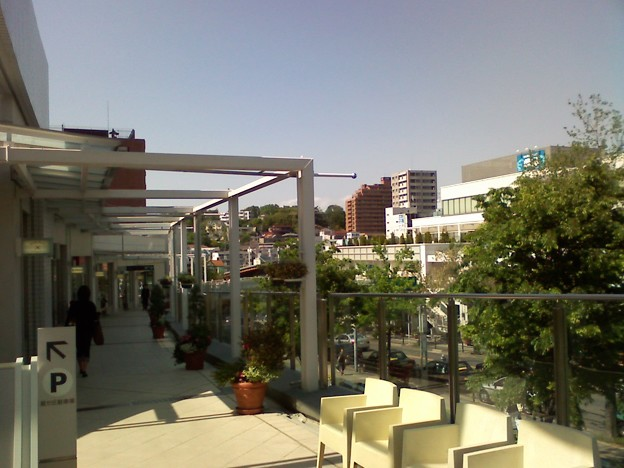 Photos: 星が丘テラス(通路3)