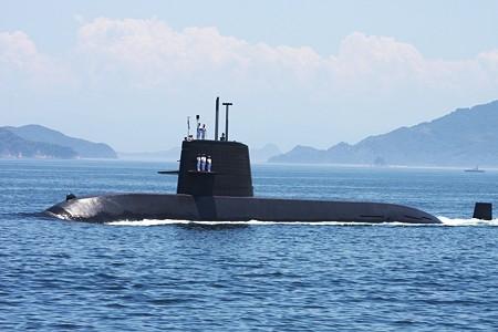 おやしお型潜水艦の画像 p1_6