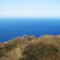 能登の海 猿山岬から 懐かしいカメラ