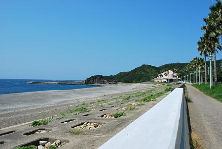 道の駅・志原海岸の海岸