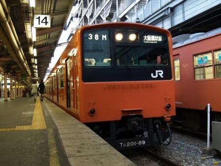 大阪環状線の車両