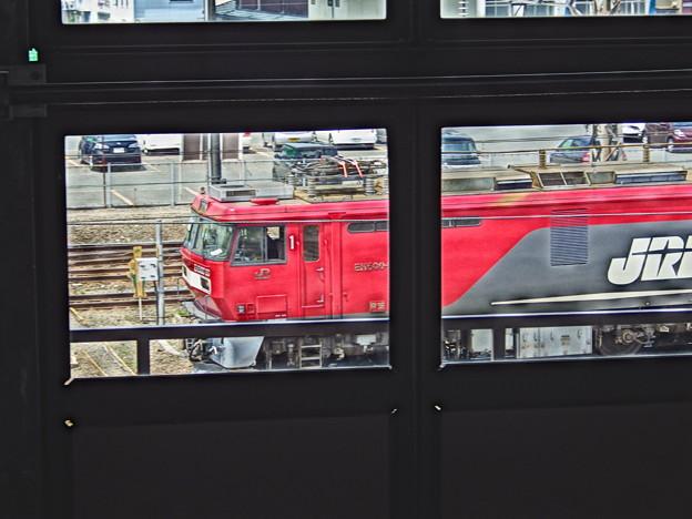 窓越しEH500形 VOL.2