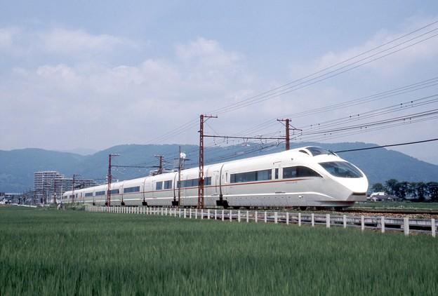 小田急50000形(小田急小田原線)(2008年8月撮影)