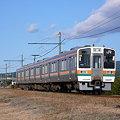 写真: 211系(御殿場線)(2009年1月撮影)