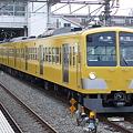 写真: 西武 新101系(西武新宿線)(2009年2月撮影)
