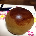 Photos: ホワイトデーのチョコと栗饅頭