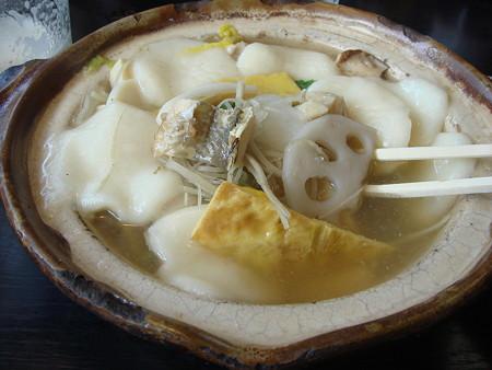 島原「姫松屋」の具雑煮(2)