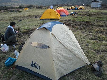 EJ's REI Half Dome Tent
