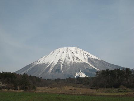 帰途に見た大山2