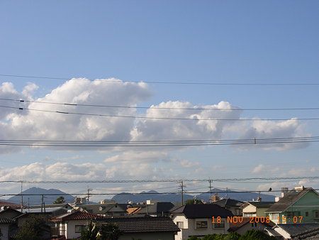 2008/11/18午後 西
