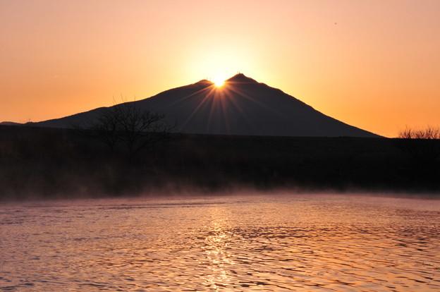 小貝川からのダイヤモンド筑波山 163